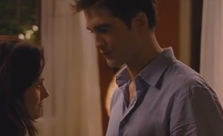The Twilight Saga Breaking Dawn Part 1 Clip: Don't Take Too Long Mrs. Cullen