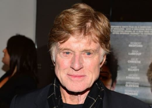 Robert Redford Red Carpet Photo