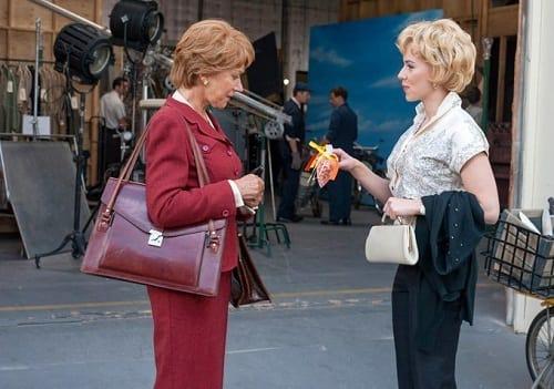 Helen Mirren Scarlett Johansson Hitchcock