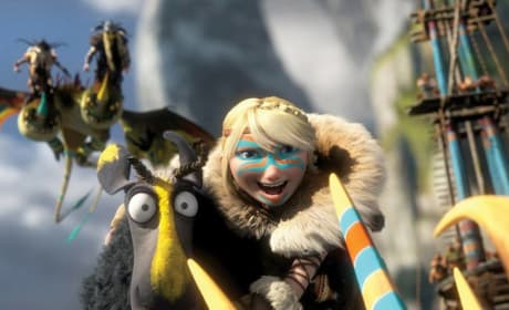 How to Train Your Dragon 2 Astrid