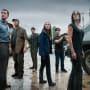 Sarah Wayne Callies Richard Armitage Into the Storm