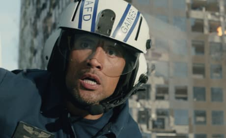 "San Andreas: Dwayne Johnson Shares His ""Life-Changing Experience"""