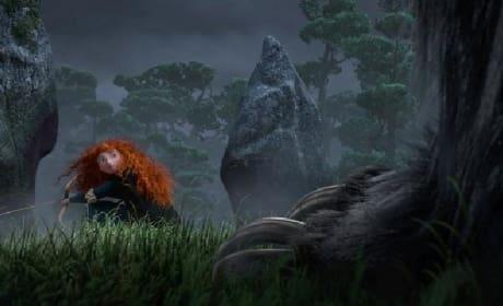 Brave TV Spot Debuts: Merida Moves Us