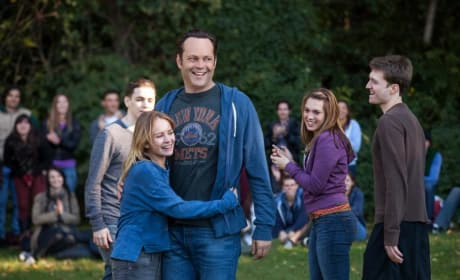 "Delivery Man: Britt Robertson Dishes ""New"" Vince Vaughn"