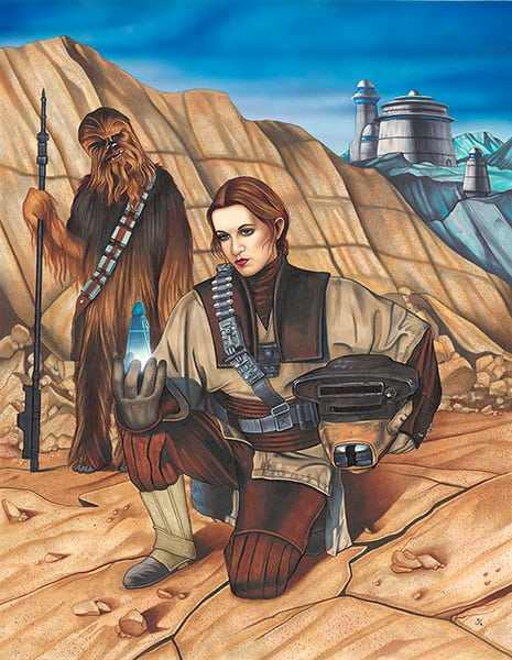 Star Wars Poster: Final Orders