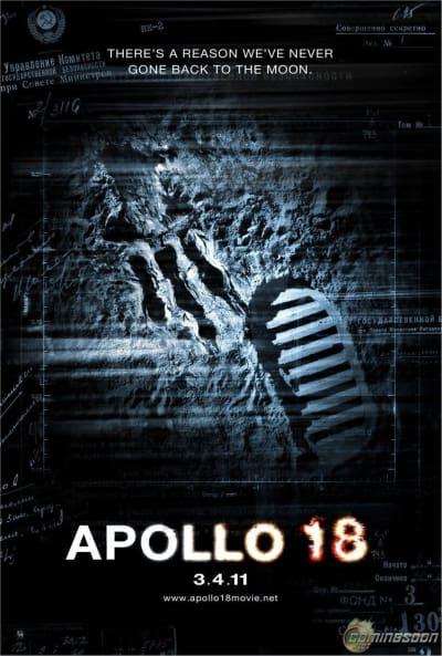 Apollo 18 Teaser Poster