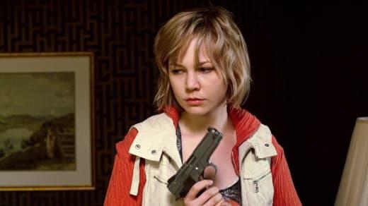 Adelaide Clemens in Silent Hill Revelation 3D