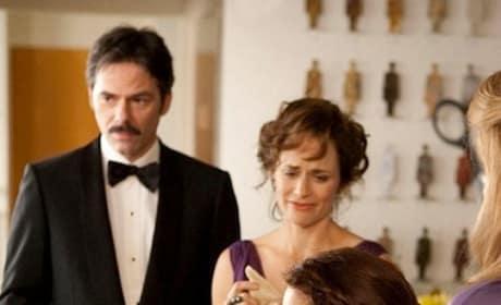 Breaking Dawn New Photo: Bella's Wedding Prep