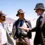 Indiana Jones and the Last Crusade Sean Connery Harrison Ford Steven Spielberg