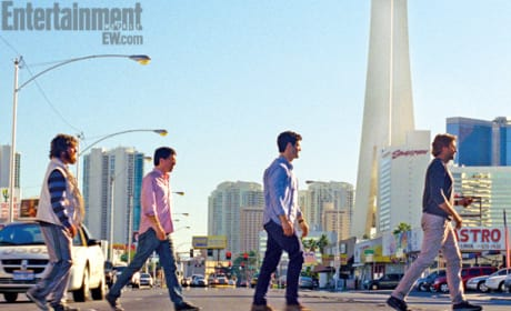 The Hangover Part III Gets its First Stills: Back in Vegas