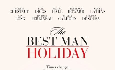 Best Man Holiday Poster: The Gang's All Here