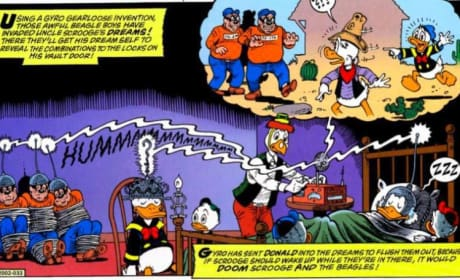 Busted! Christopher Nolan Stole the Idea for Inception from... Scrooge McDuck?