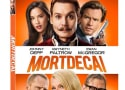 Mortdecai Exclusive Giveaway: Win Blu-Ray & Johnny Depp-Inspired Socks!