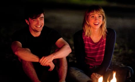 Daniel Radcliffe Zoe Kazan What If