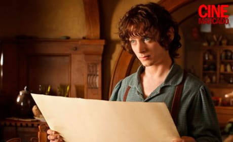 Frodo in The Hobbit