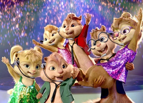 Alvin and the Chipmunks in Chipwrecked