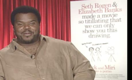 Craig Robinson on Zack and Miri