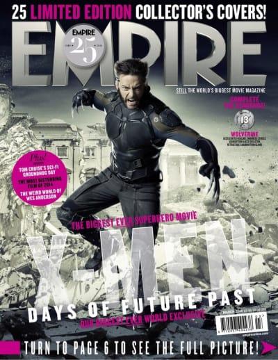 X-Men Days of Future Past Future Wolverine Empire Cover