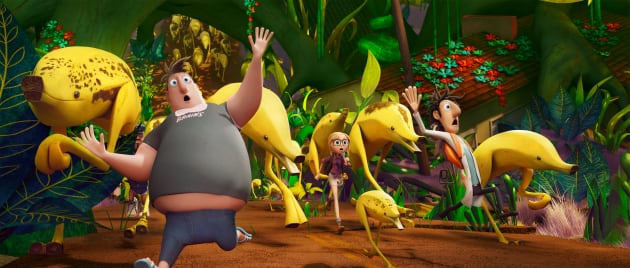 Cloudy with a Chance of Meatballs 2 Bananas Still