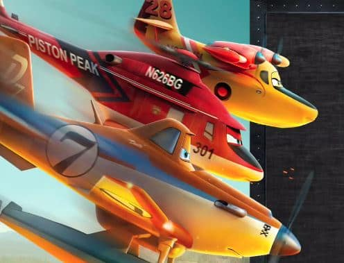 Planes: Fire and Rescue Photo