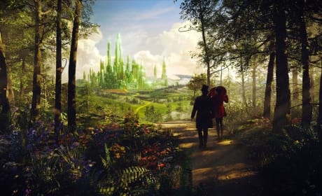 Oz The Great and Powerful Featurette: A Fantastical World