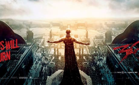 300 Rise of an Empire Banner: Xerxes Oversees His Masses