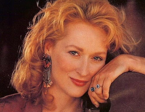 Meryl Streep in Postcards from the Edge