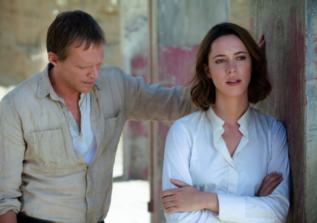 Paul Bettany & Rebecca Hall