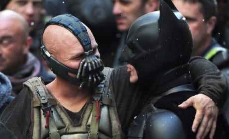 21 Rare Dark Knight Trilogy Photos: Behind the Scenes of Iconic Series!