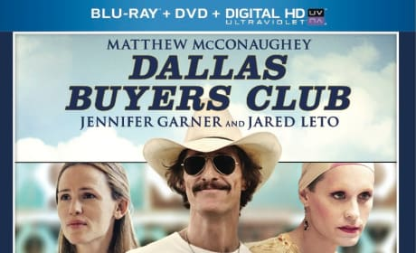 Dallas Buyers Club DVD Review: Surefire Oscar Winner