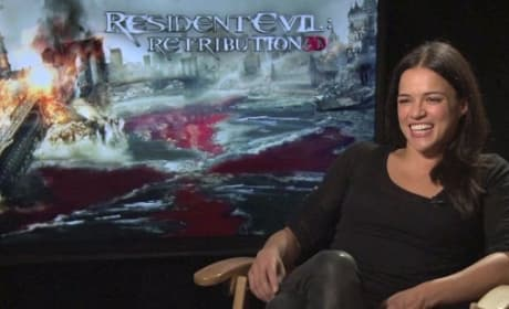 Michelle Rodriguez Interview Pic