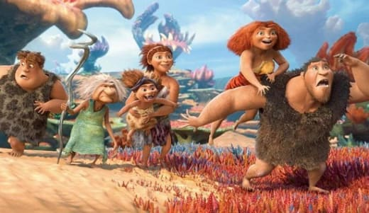 The Croods Picture
