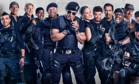 The Expendables 3 Cast Poster