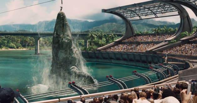 Jurassic World Park Photo