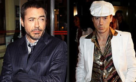 Robert Downey Jr. is a Changed Man