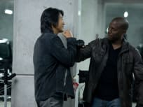 Sung Kang Tyrese Gibson Fast and Furious 6
