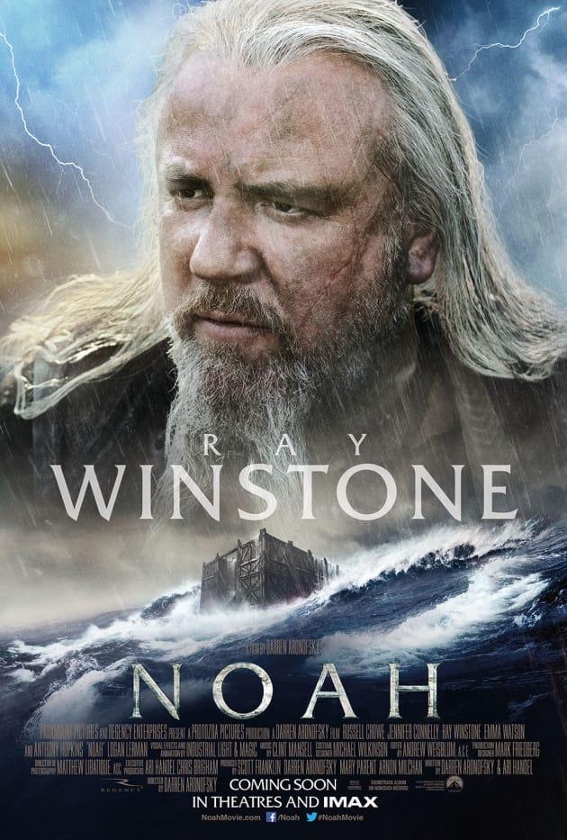 Noah Anthony Hopkins Poster