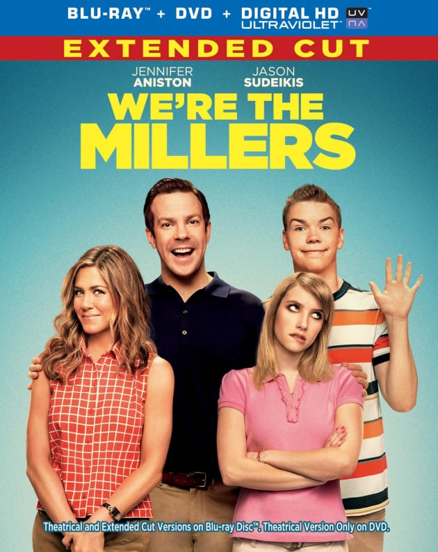 We're the Millers DVD