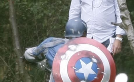Captain America Rides Again!