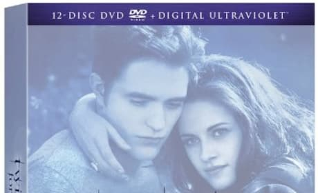 Twilight Forever Blu-Ray