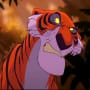 Shere Khan in The Jungle Book