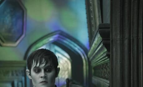 Barnabas Collins is Johnny Depp