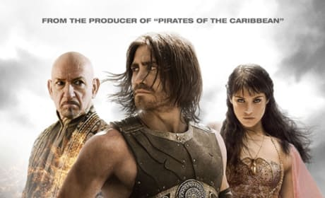 See Ben Kingsley, Gemma Arterton and Jake Gyllenhaal in the Prince of Persia Poster Gallery!