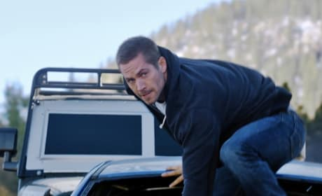 Furious 7 Photos: Paul Walker Is Ready for Action