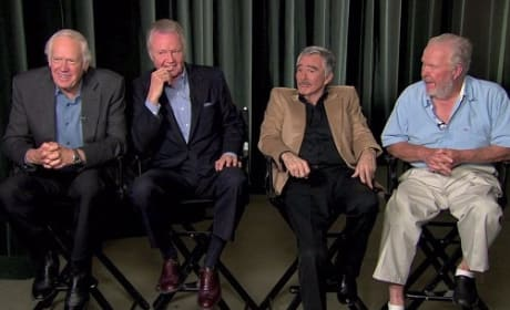 Jon Voight, Burt Reynolds, Ronny Cox and Ned Beatty Picture