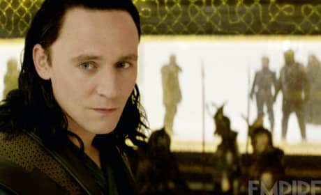 Thor: The Dark World Tom Hiddleston