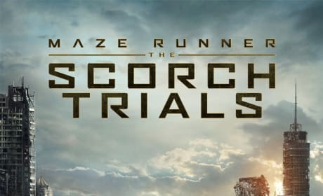 Maze Runner: The Scorch Trials Photos