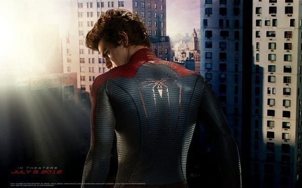 The Amazing Spider-Man Star Andrew Garfield