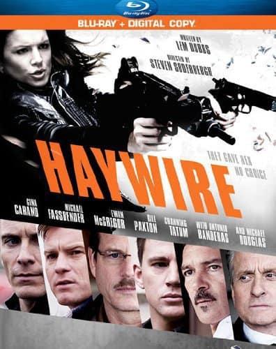 Haywire Blu-Ray