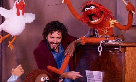 The Muppets Exclusive: Bret McKenzie on Oscar Nod, Music and Movies
